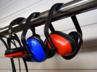 ear defenders. noise-induced hearing loss.